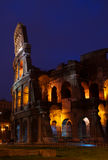 Coliseum at dawn, Rome, Italy Stock Image