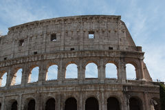 Coliseum Stock Photo