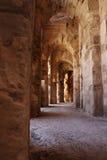 Coliseum El Jam Stock Photo