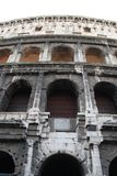 Coliseum facade Stock Images