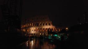 Coliseum Noir Stock Photos