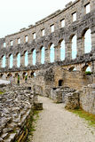 Coliseum Pula Royalty Free Stock Photos