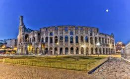 Coliseum, Roma, Italy Royalty Free Stock Photo