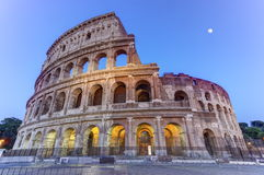 Coliseum, Roma, Italy Royalty Free Stock Images