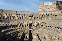 Coliseum Rome Stock Photo