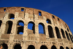 Coliseum in Rome Royalty Free Stock Photo