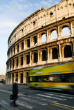 The Coliseum of Rome Royalty Free Stock Image