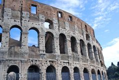 Coliseum of Rome Stock Image