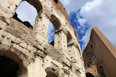 COLISEUM OF ROME Royalty Free Stock Images