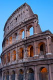 The Coliseum, Rome. The Coliseum, also called Flavian Amphitheatre, in Rome, Italy Royalty Free Stock Photo