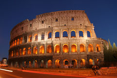 Coliseum in Rome royalty-vrije stock afbeeldingen