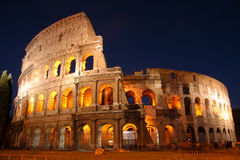 Coliseum in Rome Stock Foto