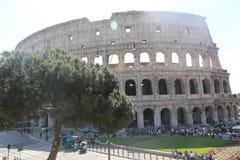 coliseum rome Arkivbilder