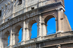 Coliseum Rome Stock Afbeelding