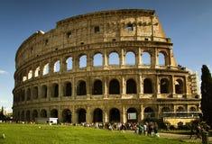 coliseum rome Arkivfoton