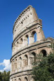 Coliseum in Rome stock afbeelding