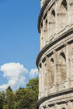 Coliseum in Rome stock foto