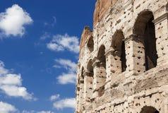 Coliseum in Rome stock foto's