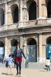 Coliseum Rome Royalty Free Stock Photos