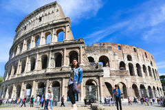 Coliseum Rome Stock Photos