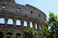 The Coliseum, Rome Royalty Free Stock Images