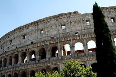 The Coliseum, Rome Stock Photography