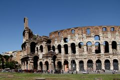The Coliseum, Rome Royalty Free Stock Image