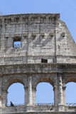 The coliseum, rome Royalty Free Stock Photo