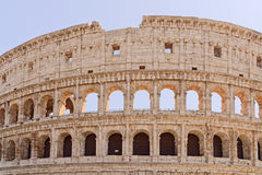 The Coliseum, rome Stock Images