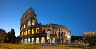 Coliseum, Rome - Italië stock foto