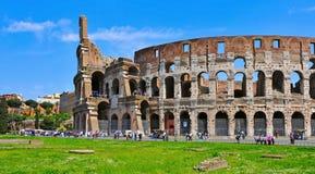 Coliseum in Rome, Italië Royalty-vrije Stock Afbeelding