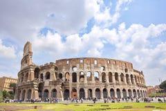 Coliseum, Rome, Italië stock afbeeldingen