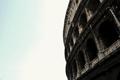 Coliseum, Rome, Italië Royalty-vrije Stock Afbeelding