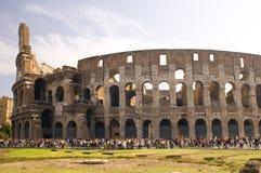 Coliseum in Rome Italië royalty-vrije stock afbeeldingen