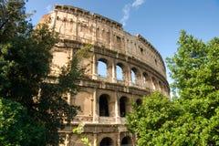 Coliseum, Rome, Italië. stock afbeeldingen