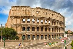 Coliseum in Rome, Italië Royalty-vrije Stock Foto