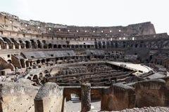 Coliseum, Rome, Italië Stock Foto's