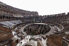 Coliseum, Rome, Italië Royalty-vrije Stock Fotografie