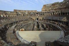 Coliseum, Rome, Italië Royalty-vrije Stock Foto's