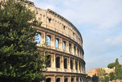 Coliseum in Rome, Italy Royalty Free Stock Images