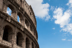 Coliseum in Rome, Italy. On a beautiful summer's day Stock Photo