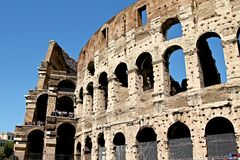 The Coliseum Royalty Free Stock Photography