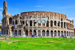 The Coliseum in Rome, Italy Stock Photography