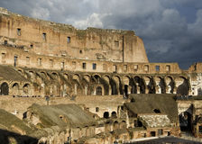 The Coliseum , Rome Italy Royalty Free Stock Images