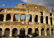 The Coliseum , Rome Italy Royalty Free Stock Photo