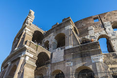 Coliseum of Rome, Italy Royalty Free Stock Photos