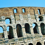 The Coliseum in Rome, Italy Stock Image