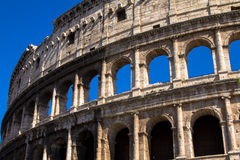 The Coliseum, Rome, Italy Royalty Free Stock Photo