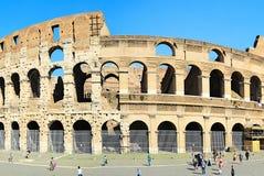 Coliseum in Rome Stock Photos