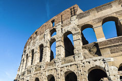Coliseum of Rome, Italy Stock Photography